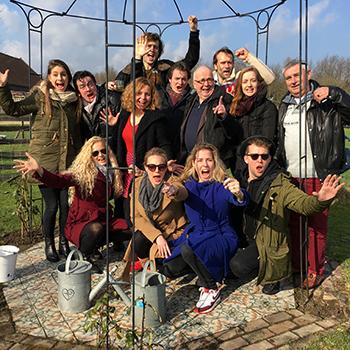 Volledige Cast 'Willem Ruis, De Show Van Zijn Leven'