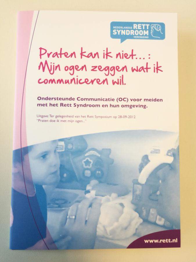 DVD: Praten Kan Ik Niet…: Mijn Ogen Zeggen Wat Ik Communiceren Wil