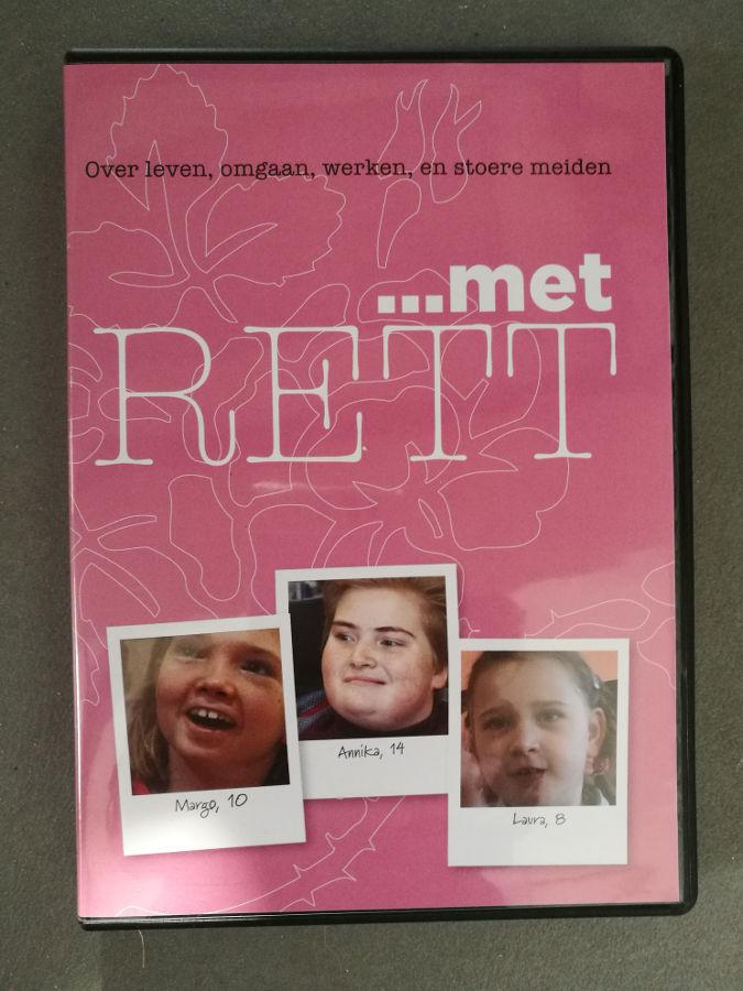 DVD: Over Leven, Omgaan.. Met Rett