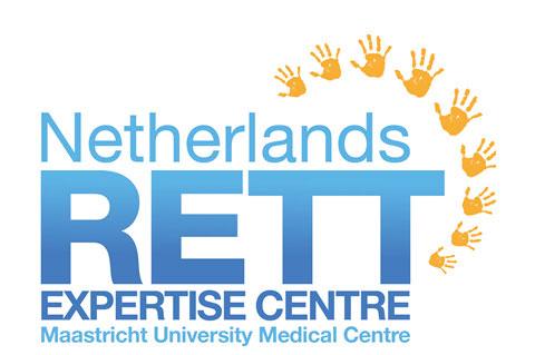 Het Logo Van Het Rett Expertisecentrum Nederland